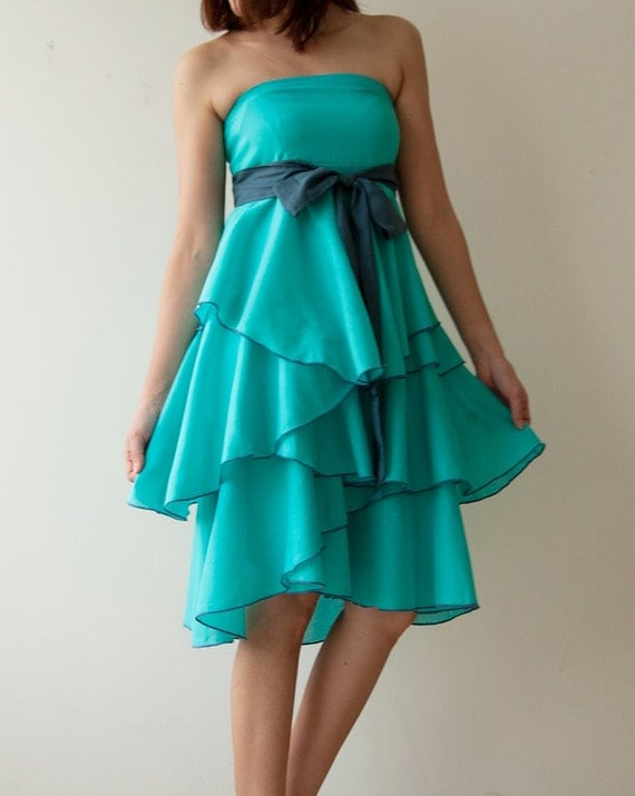 SALE 50 %Waft ... Mint Cocktail Dress (Limited)