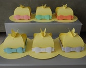 Spring/Easter Hat Gift or Favor Box