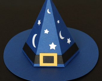 Wizard Hat Favor or Gift Box