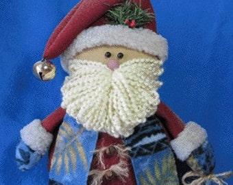 """Santa pattern:  """"Ho, Ho, Ho"""" - #465"""