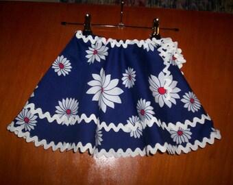 Handmade Baby Girl Skirt