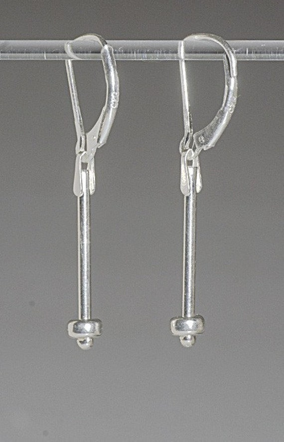 Quick Switch Post(3/4) with Leverback Earring