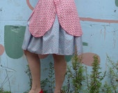 meerwiibli fields of flowers skirt S M L in stock - meerwiibli