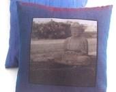 Lavender Silk Dream Pillow - Blue Buddha