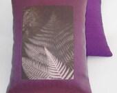 Dream Pillow - Purple Fern