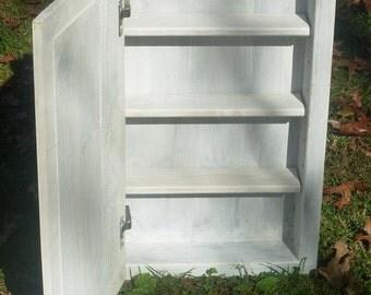 Cedar Medicine Cabinet - Standard Size