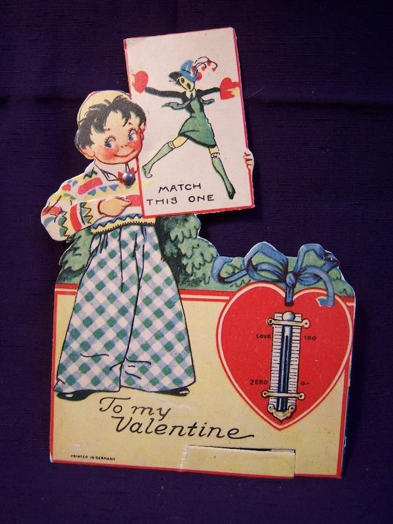 Valentine movable Germany
