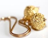 Bridal Earrings * Bride Earrings * Gold Plated Earrings * Bali Earrings * Elegant Earrings * 22K Gold * Fancy Earrings...*Breached Contract*