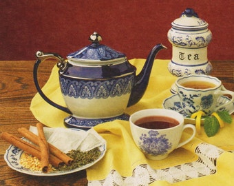 Organic Herbal Chocolate Chai Tea, 12 tea bags