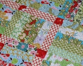 English Garden Quilt Pattern  ( Baby, Lap and Twin/Full size)