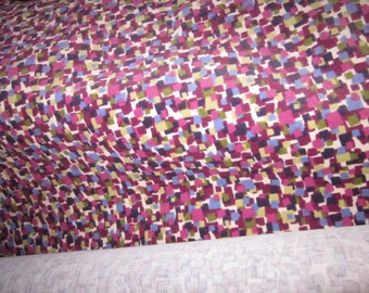 SALE Fabric - Dapple Microfibres - a Home Dec Fabric  - 54 inches wide - by the Yard