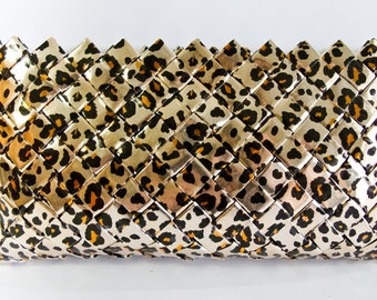 Cheetah Large Clutch