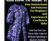 Set of Five PDF eBooks on Crocheting and Knitting