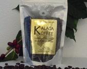 100 PERCENT PURE Kona Coffee from Hawaii 8oz Whole Bean