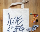 Ode to J.D. Salinger Tote Bag
