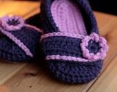 Ballet Flat Slippers - Custom - Toddler's Sizes 4-9