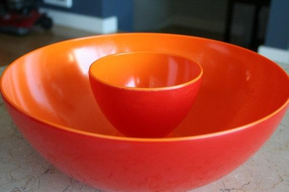 Vintage Chips/Dip Bowl