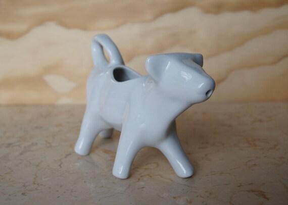 Ceramic Cow Creamer
