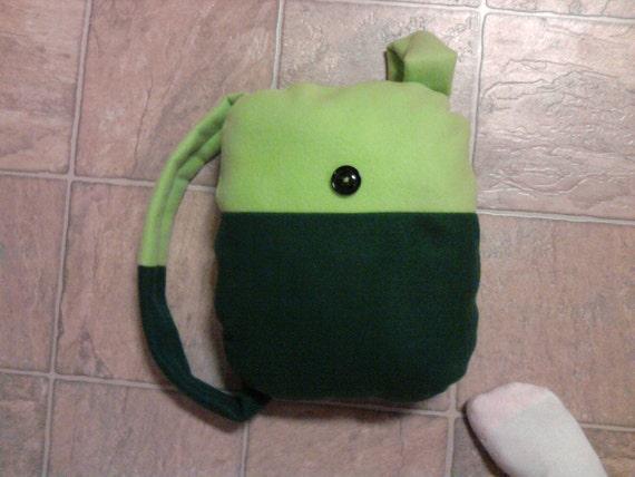 Fleece Finn Backpack