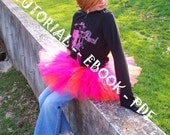 DIY Make Your Own Boutique Style Tutus - PDF eBook - Wholesale Info - Automatic Download