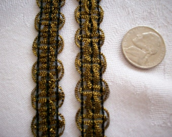 2 yds. of antique trim , more avail.