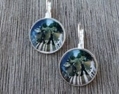 Beatles Abbey Road Earrings