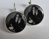 Oscar Wilde Earrings