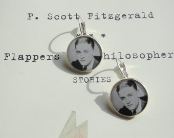 Scott Fitzgerald Earrings