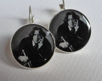 Oscar Wilde Earrings