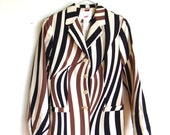 MOVING SALE////vintage 1980s MONDI graphic blazer