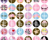 OR ROCK STAR - Operating Nurse and Surgical Tech images - 1 Inch Round - Digital Collage Sheet for making Bottle Cap Pendants, Badges, etc.