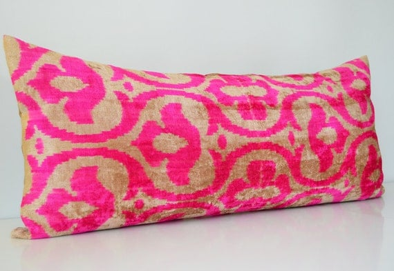 Items similar to sukan sale bolster pillows decorative for Long throw pillows
