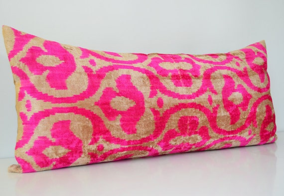 Items similar to Sukan / SALE, Bolster Pillows, Decorative Pillow,Throw Pillow Cover, Handwoven ...