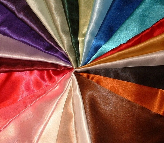 Super Soft Satin Fitted Crib Sheets 25 Different Colors
