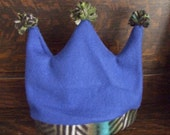 The Prince  Josiah Fleece Hat Size toddler