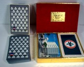 Vintage Playing Cards - Delta Airline - American Airline - Congress SALE SALE