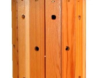 Round Ladybug House Hand Made