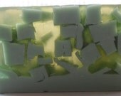 Handmade Vegan Soap Bar - Fresh Rain- 5 ounce bar