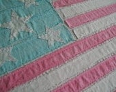 American Flag Wall Art or Pillow - TrashCanDiva