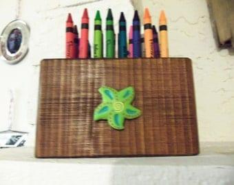 Crayon Caddy Pencil Holder