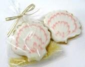 Sea Shell Sugar Cookie