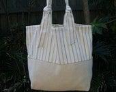 Organic cotton shopping bag-ON SALE