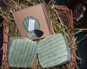 GreenTea Mint Earth Friendly Craft Soap