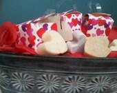 Heart Shape Soaps Gift Box
