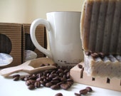 Fresh Roasted Coffee & Almond Eco Vegan Soap