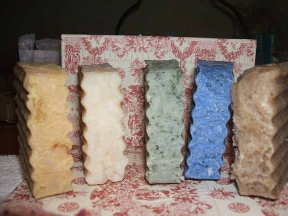 Vegan Eco Friendly  Soap Samples or Favors