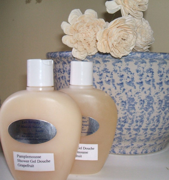 Vegan Body & Baby Wash/ Shampoo Unscented or Scented
