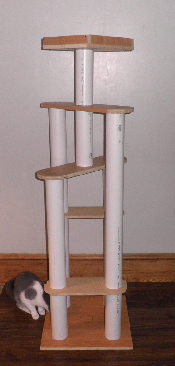 Items Similar To Naked Cat Furniture 5 Foot Alpine Climb