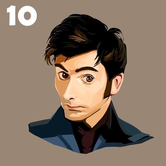 Doctor Who - 10 - David Tennant