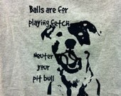 "PIt Bull Advocate Shirt  ""Neuter your PIt Bull"""